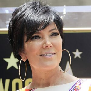 Kris Kardashian - Best Earrings For Your Face Shape