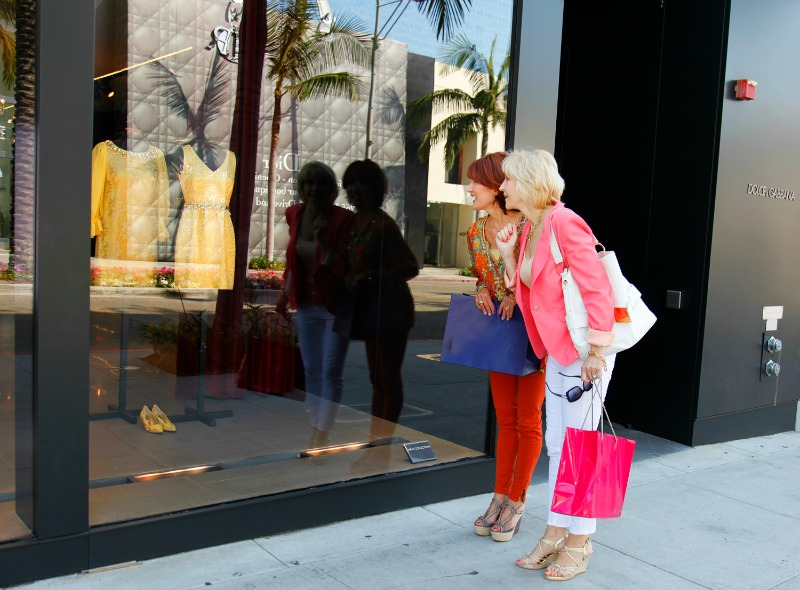What to Wear Shopping in Beverly Hills