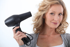 Dry Hair Over 40
