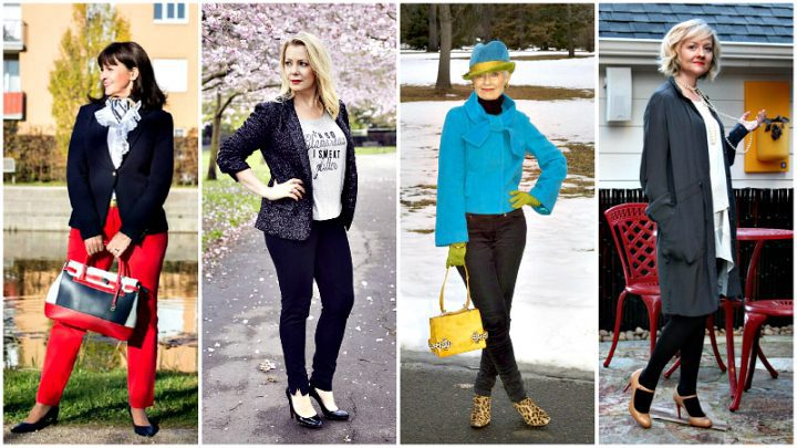 What Over 40 Styleblazers Wore