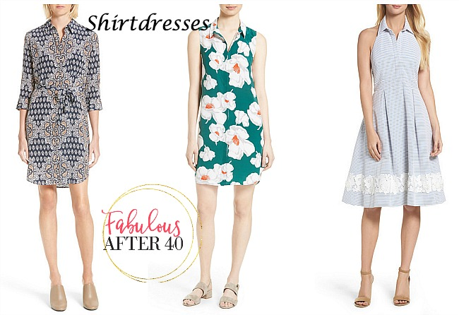 shirtdresses