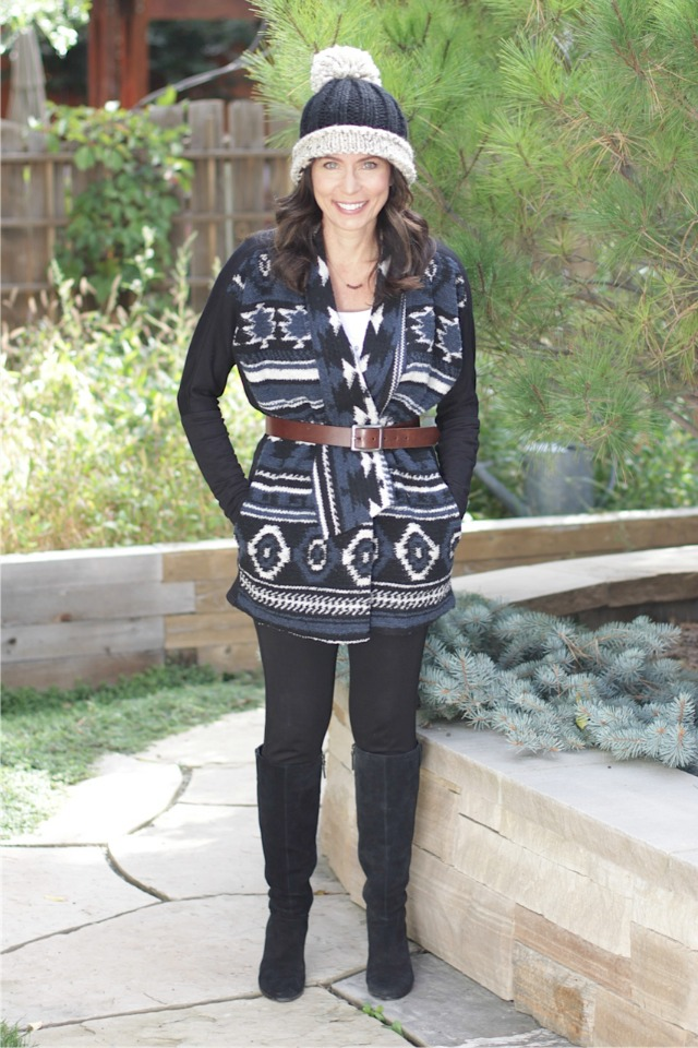 Southwestern Clothing - Navajo Coat for Women