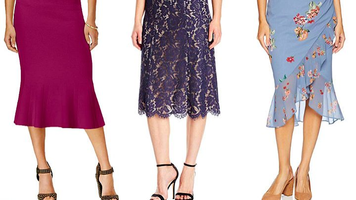The Midi Skirt – So Right Now - 3 slim midi skirts | Fabulosu After 40 | Deborah Boland