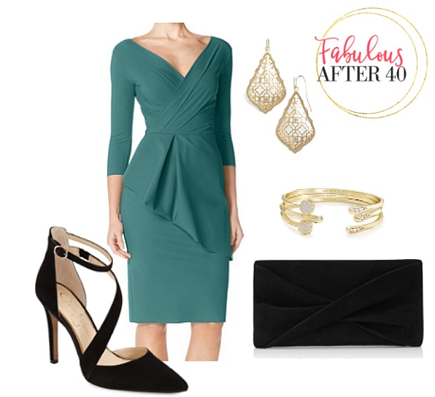 What to wear to an evening wedding party