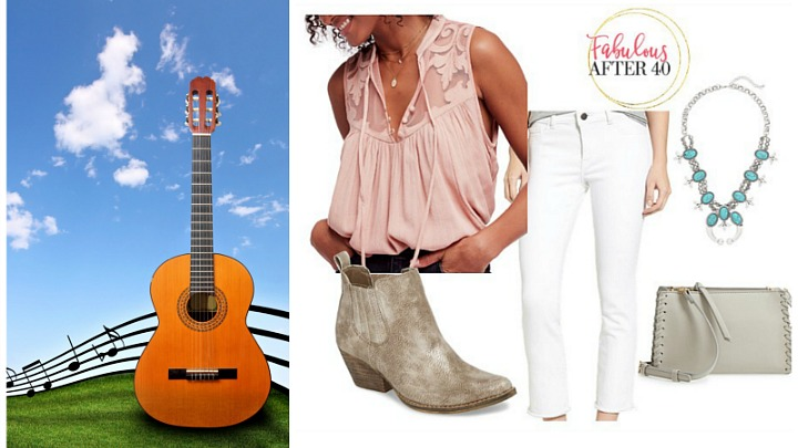 What To Wear To A Country Music Concert