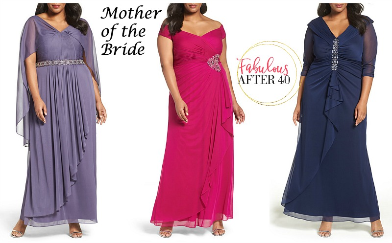 Mother of the Bride plus size