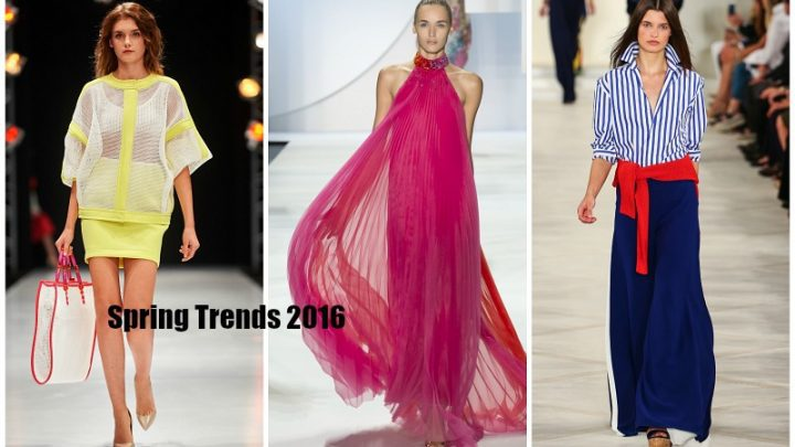 New Spring Fashion for Women 2016 – 10 Hot New Looks!