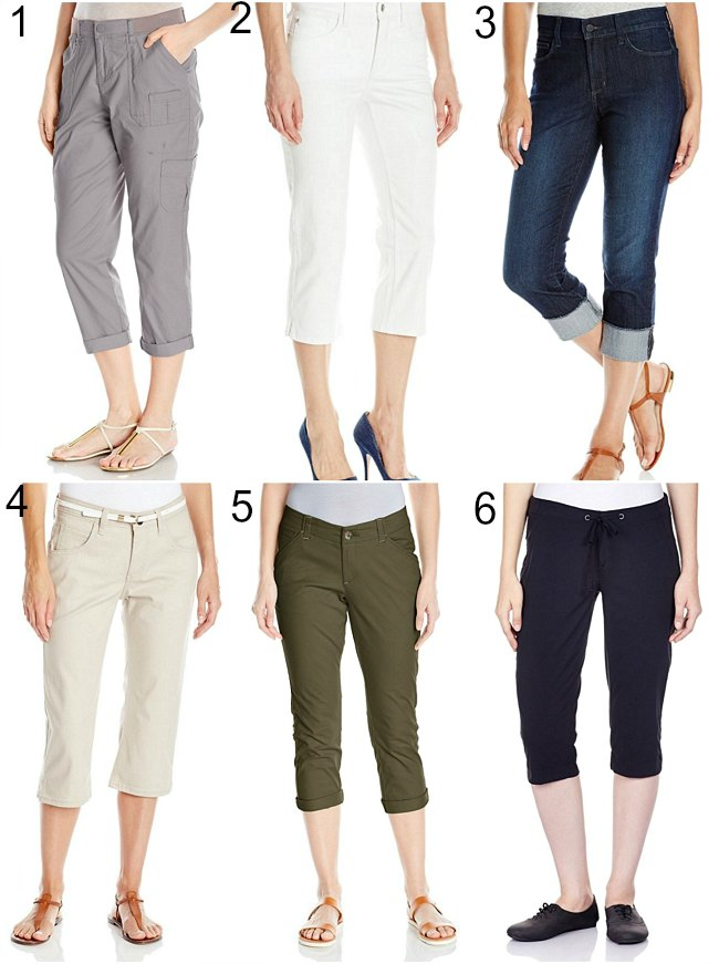 Capris Are Tricky Here S How To Wear Them With Confidence