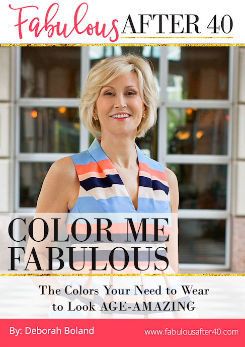 Color Me Fabulous Ebook Cover