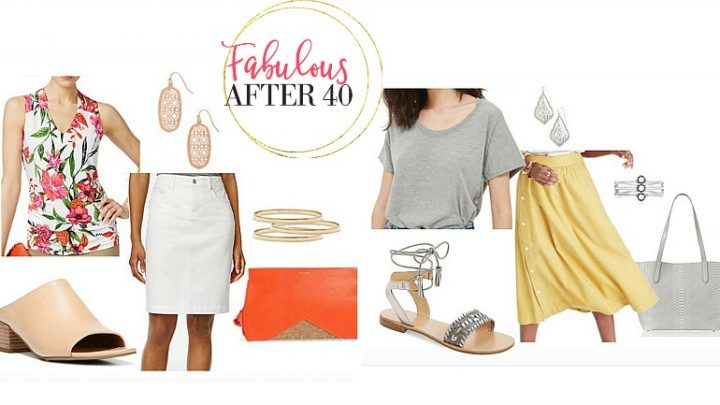 5 Fresh Ways to Wear Cute Summer Skirts