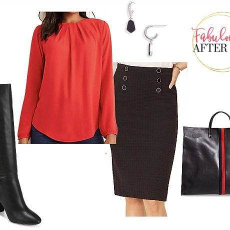 How to Wear Tall Boots to the Office