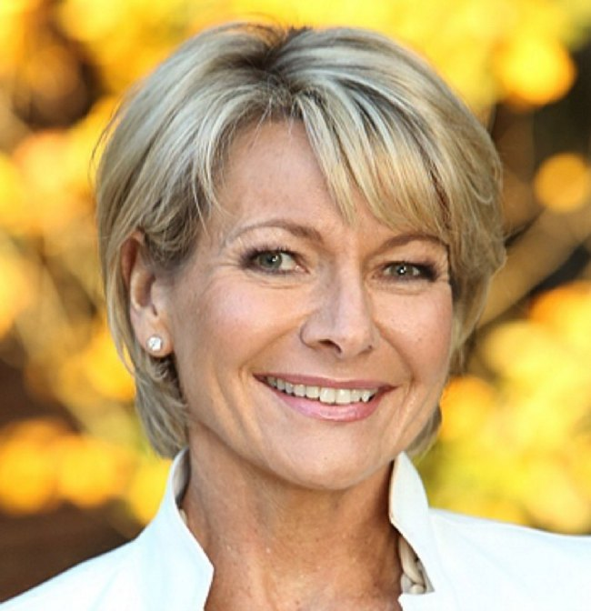 The Cutest Short Hairstyles Over 40