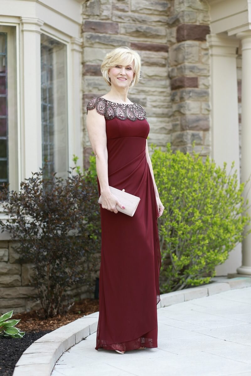 Best Mother Of The Bride Dress Color Wedding Fashion Tips