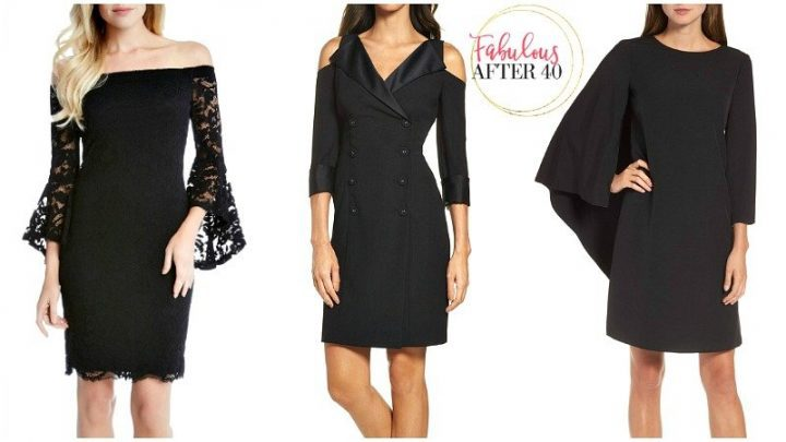 Bewitching Little Black Party Dresses