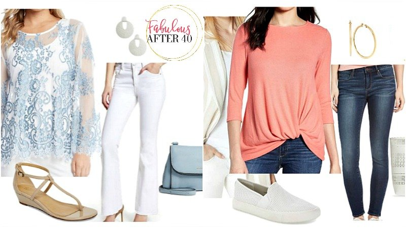 Spring Style Is Easy With These Three Cute Tops