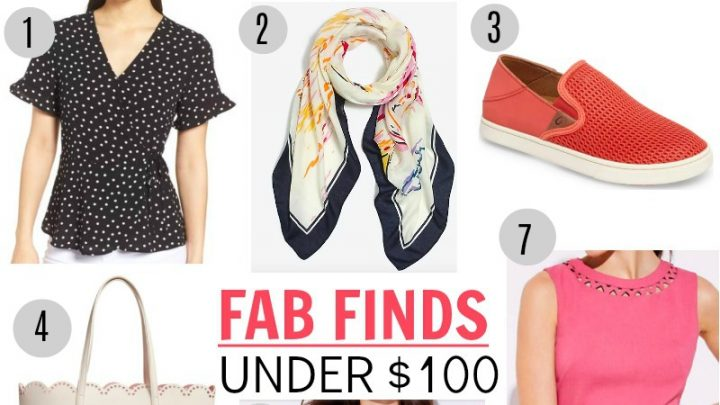 Fab Finds Under $100