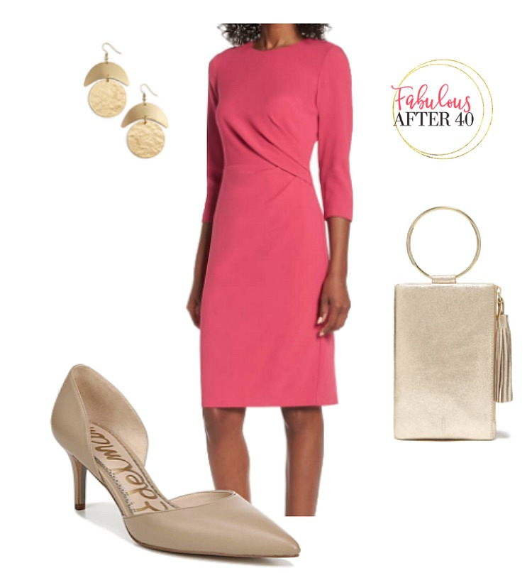 what to wear to a wedding reception over 40