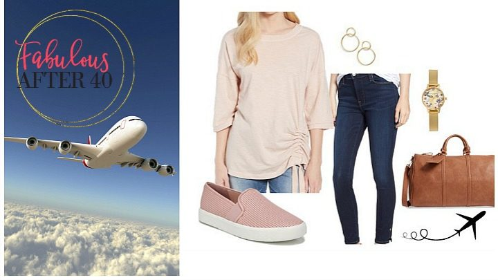 Airplane Outfits for Travel