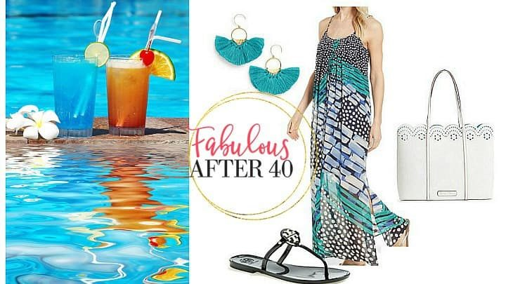 Pool Party Outfits To Make a Splash In