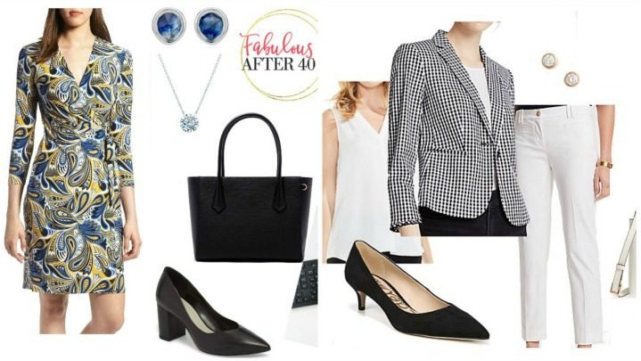 summer work outfits |What to Wear to the Office in Summer | Fabulous After 40