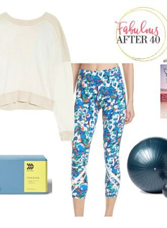 Workout Outift- Floral Leggings
