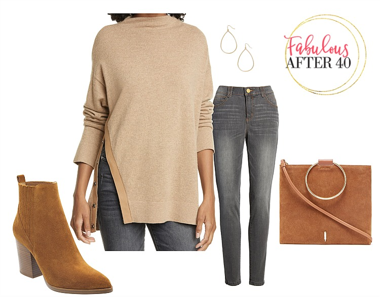 Fall Sweaters - Camel