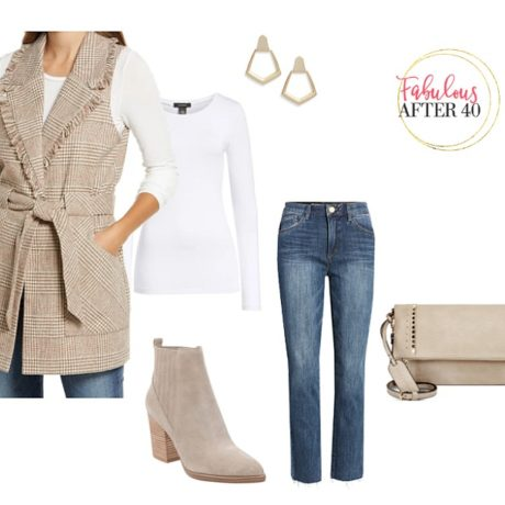These Fab Fall Vests Make Layering A Cinch!